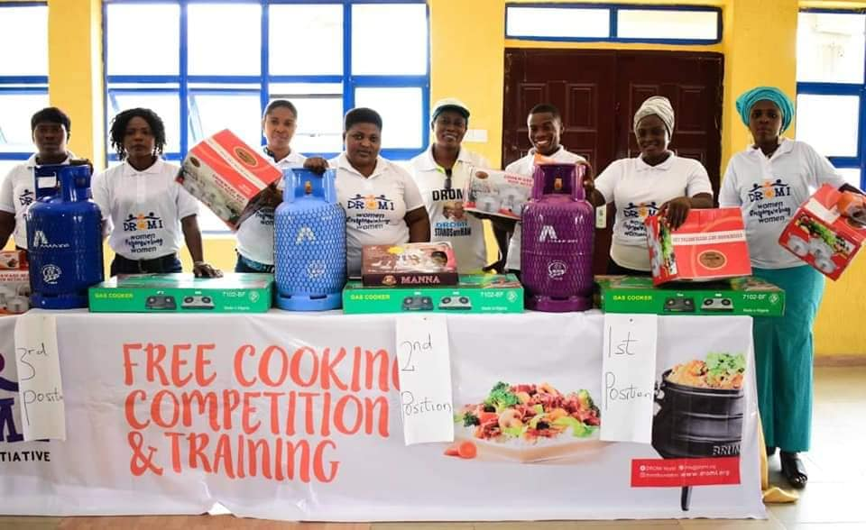 Droming Cooking Competition 2019